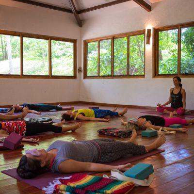 Tropical Yoga Studio in Panama