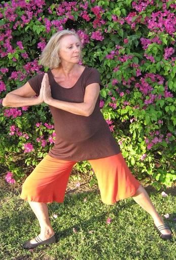 Brenda Lyons - Qigong and Fluency and Flow Yoga Retreat
